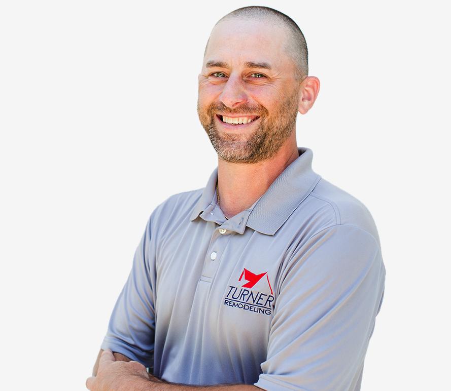 Richard Turner Owner Turner Remodeling Home Remodel Company in Greensboro