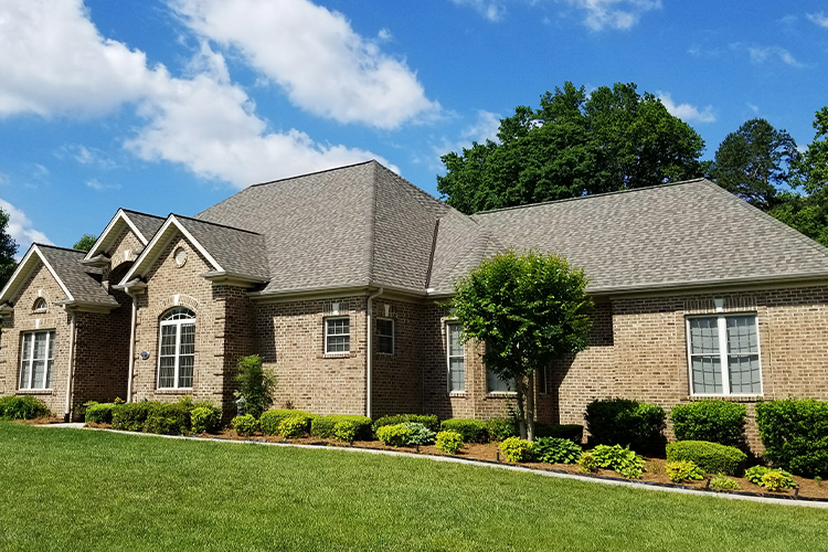 Roofing Services Greensboro Winston Salem High Point Example After