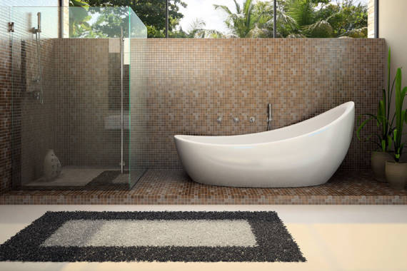 Our Favorite Bathroom Design Trends from 2017