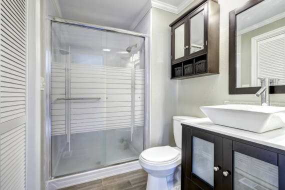 3 Tips for Keeping Your Glass Shower Doors Clean