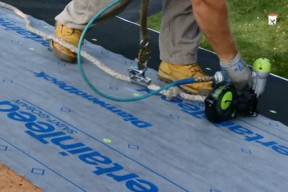 Everything You Need to Know About Protecting Your Roof Deck for Winter