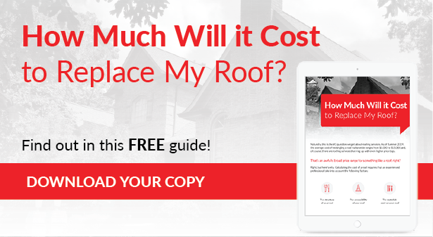 How much will it cost to replace my roof