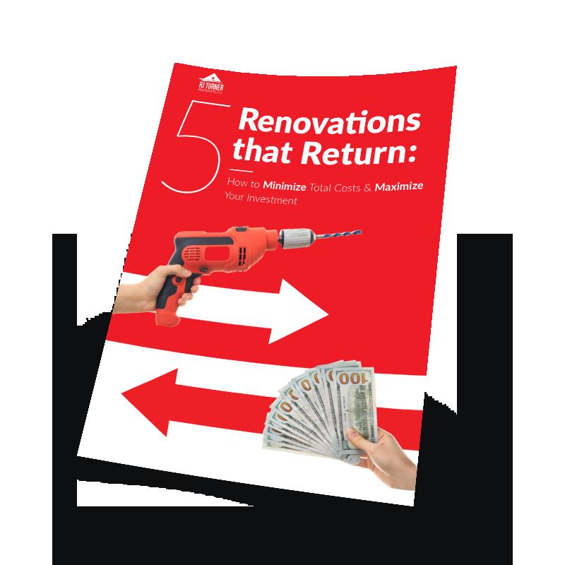 Renovations that return