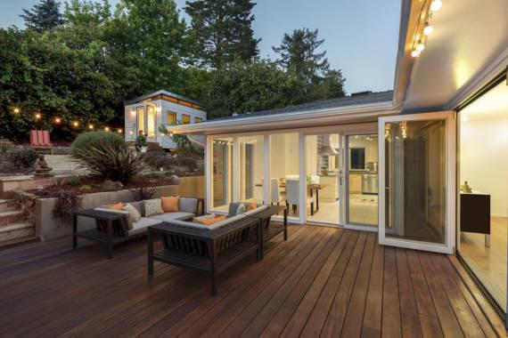 Four Amazing Deck Remodel Ideas