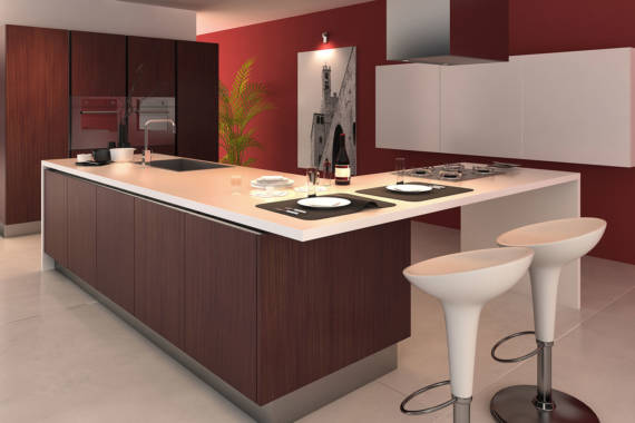 What's the Difference Between Kitchen Islands vs Peninsulas?